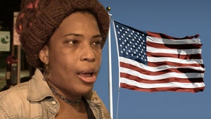 Macy Gray Wants to Redesign American Flag to Reflect Modern U.S.
