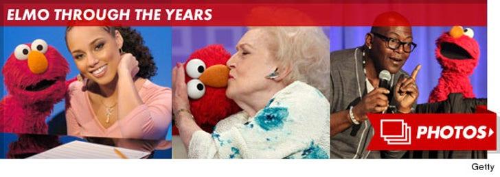 Elmo -- Through the Years