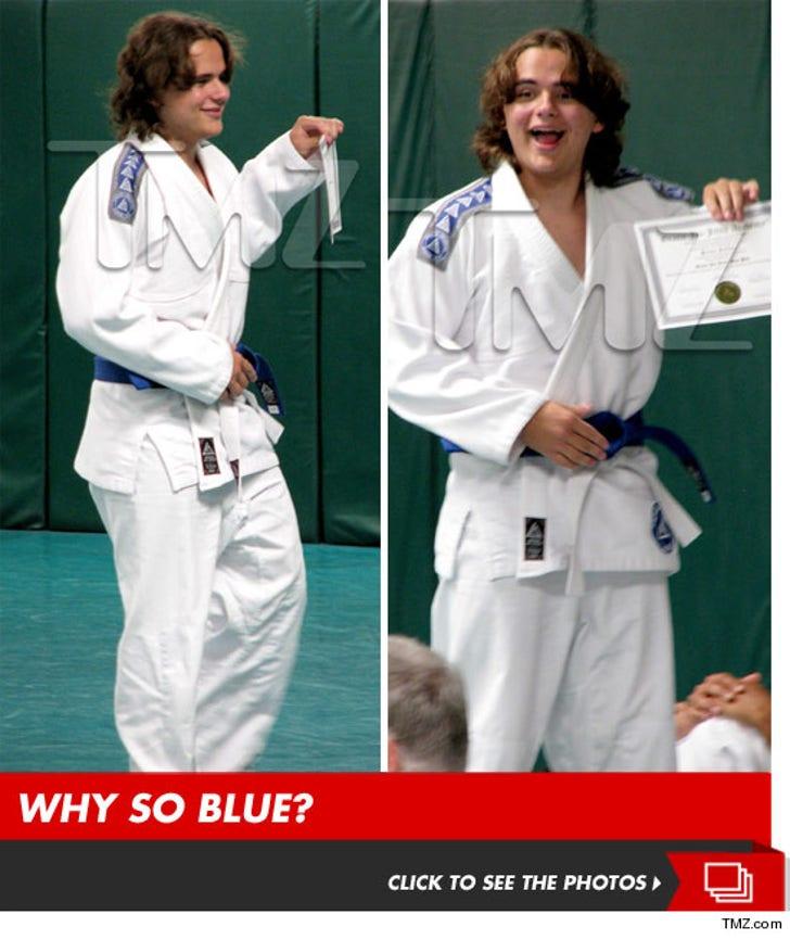 Prince Jackson -- Jiu Jitsu Badass at Legendary Fight School