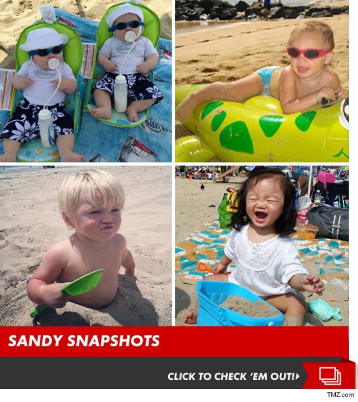 TMZ's Annual Beachin' Baby Photo Contest