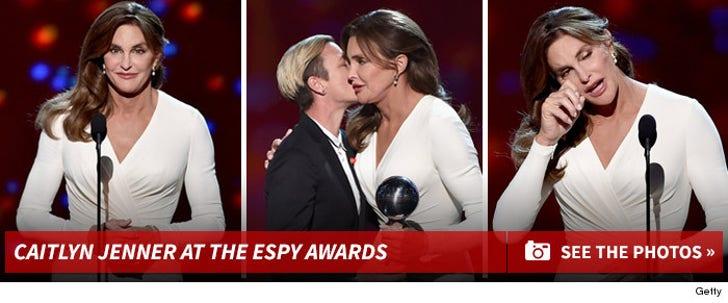 Caitlyn Jenner -- ESPY Awards Photos