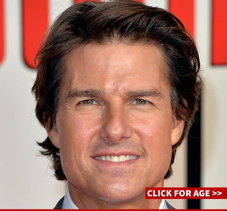 Tom Cruise Through The...