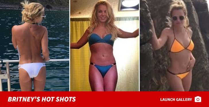 Britney Spears Hot Shots