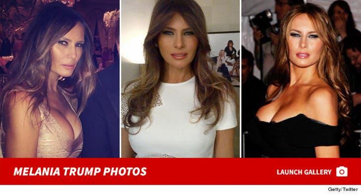 Melania Trump Photos