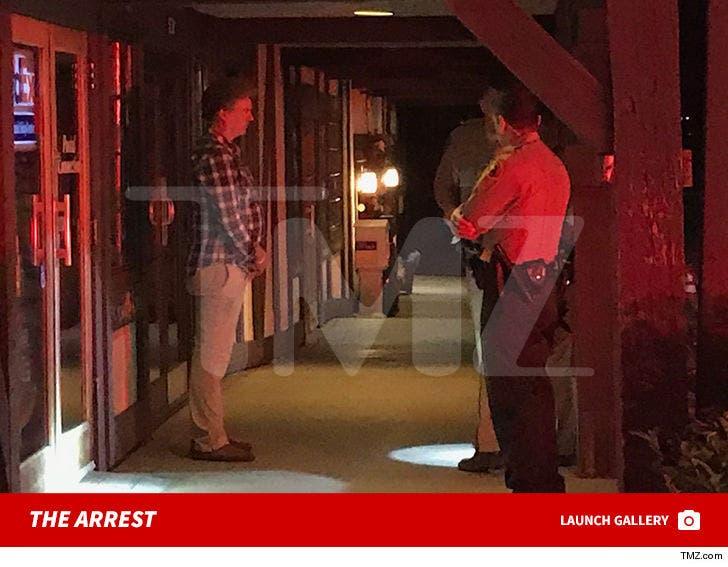 Christopher McDonald Arrest After Oktoberfest