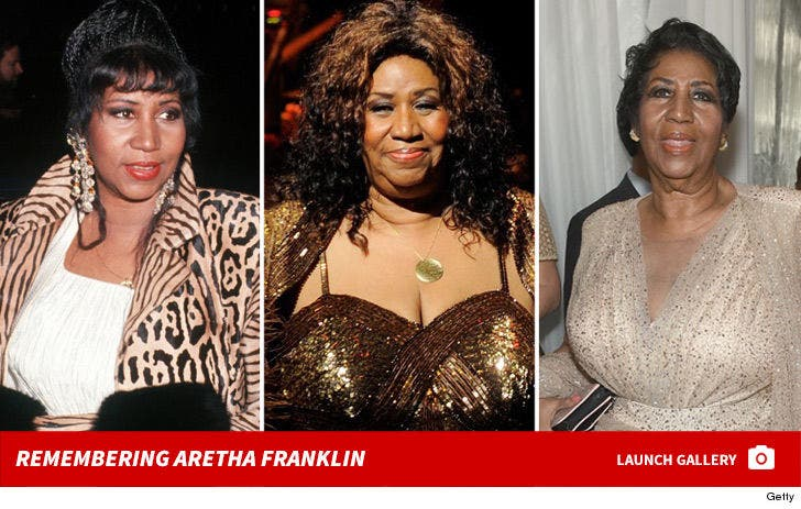 Remembering Aretha Franklin