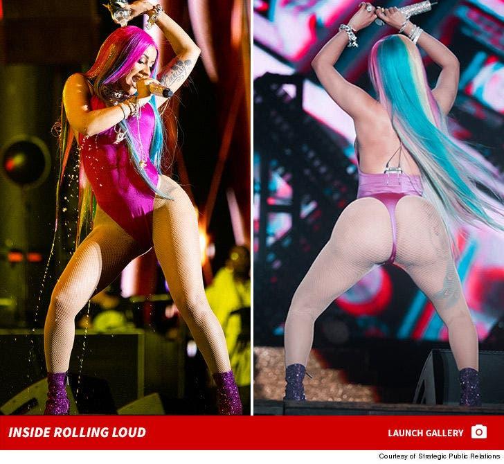 Inside Rolling Loud Music Festival in Miami