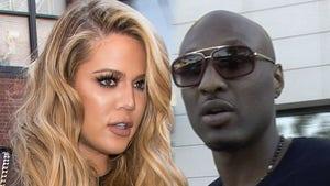 Lamar Odom Did NOT Disinherit Khloe Kardashian