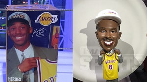Kobe Bryant -- Epic Bobblehead Fail ... Who the Hell Is That?! (PHOTO)