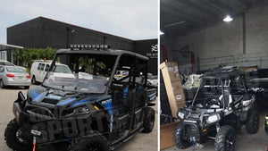 Yoenis Cespedes -- Adds Two New Whips ... To Famous Car Collection