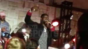 LeBron James -- After-Party Ultimatum ... 'Dance Or Get the F*** Out' (VIDEOS + PHOTO GALLERY)