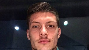 Soccer Star Luka Jovic Faces Jail Time For Breaking Quarantine To See Model GF