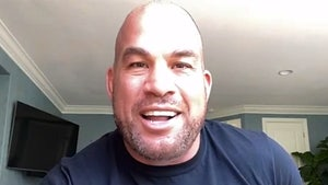 Tito Ortiz Claims He Was Offered Mike Tyson Fight, 'I'm In!'