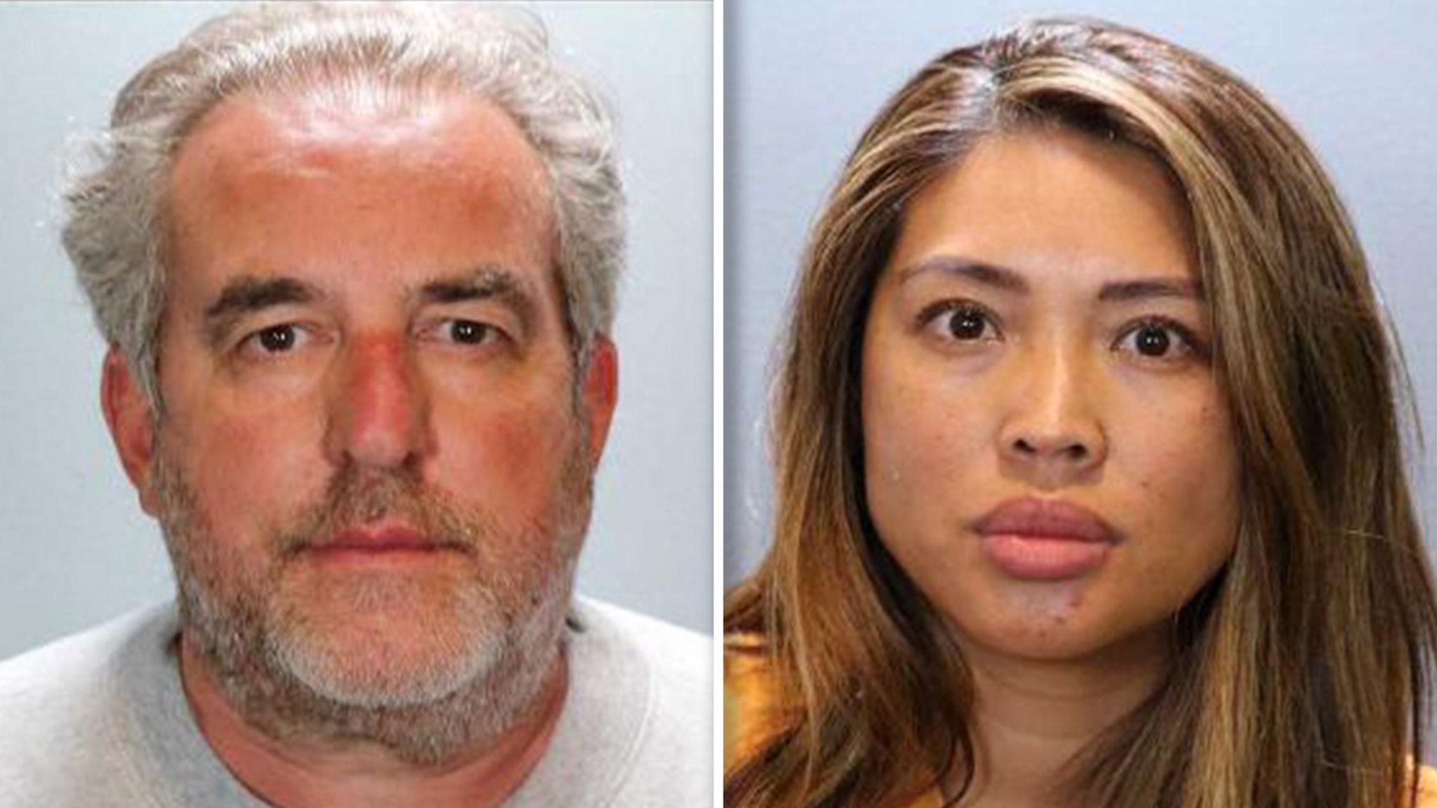 Beverly Hills Surgeon & GF Charged in $52 Mil Insurance Fraud Scheme ... New Mug Shots