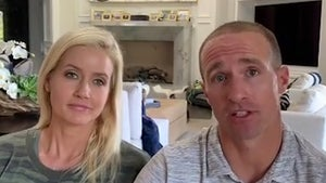 Drew & Brittany Brees Donate $5 Mil To Build Healthcare Centers In Louisiana