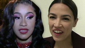 Cardi B Wants AOC to Run for President in 2024