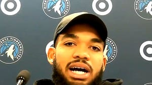 Karl-Anthony Towns On Being Hit By Drunk Driver, 'Happy I Was Alive'