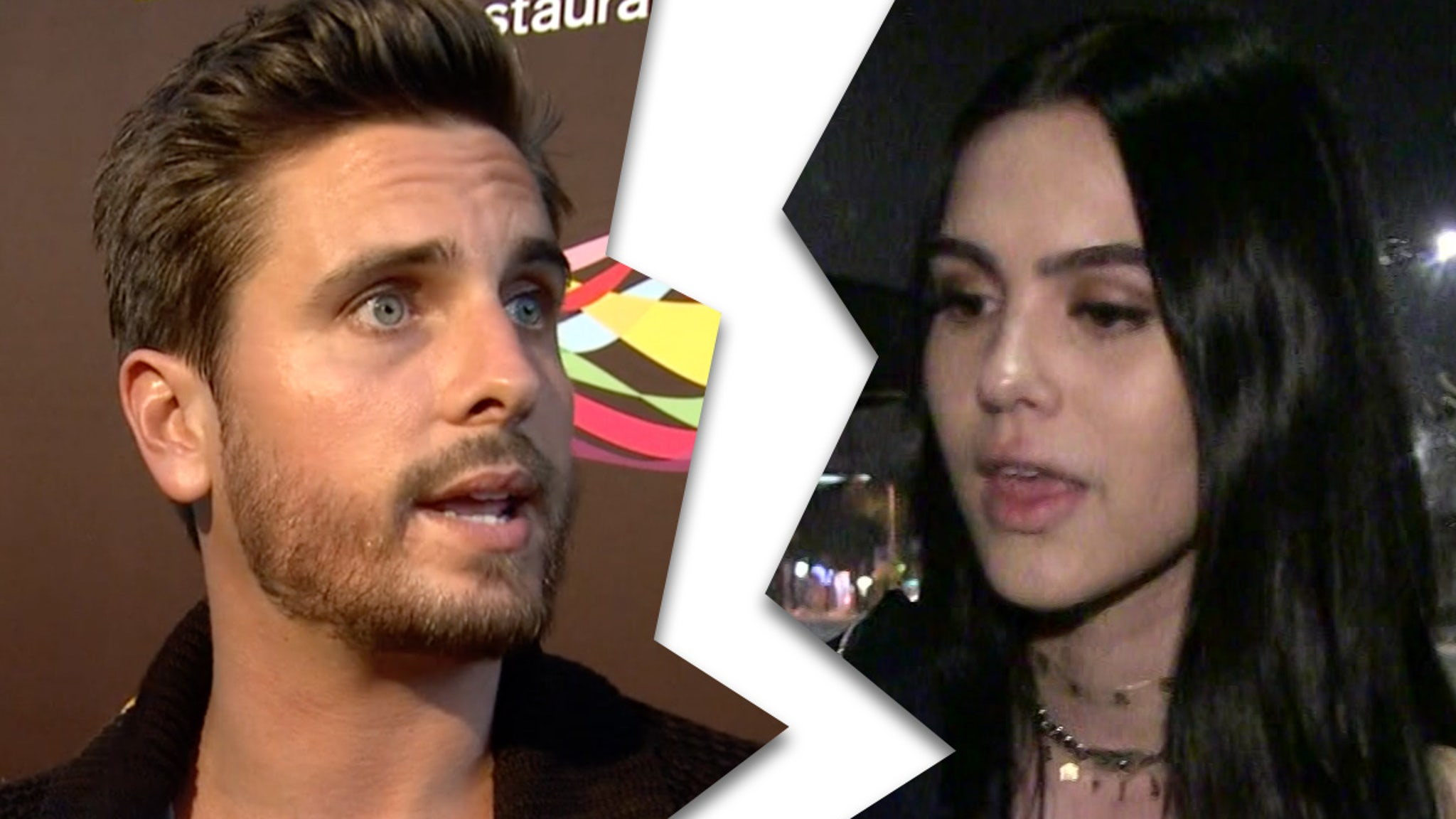 Scott Disick and Amelia Hamlin Split, Dispute Over Who Did the Breaking Up