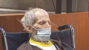 Robert Durst Sentenced to Life in Prison for Murdering Susan Berman
