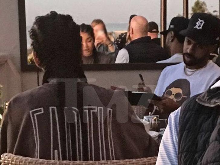 Big Sean And Jhene Aiko Back Together?