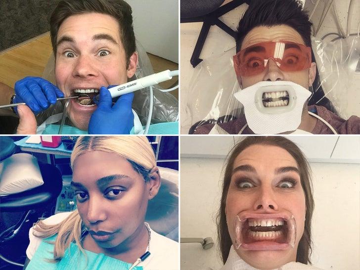 Stars At The Dentist
