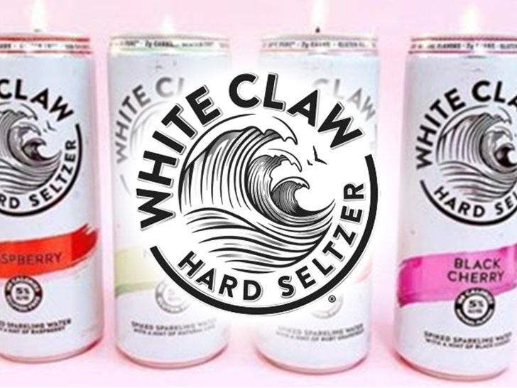 White claw suing candle maker