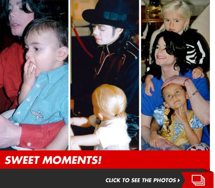 Michael Jackson Plain Old Dad