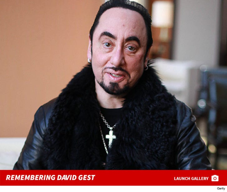 Remembering David Gest