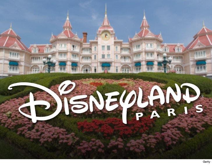 Terror Attack Panic at Disneyland Paris, False Alarm Caused