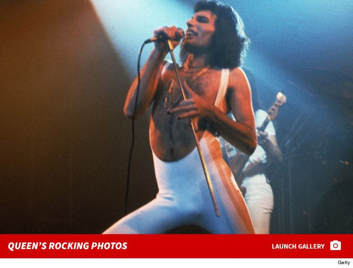 Queen's Rocking Performance Photos