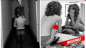 Photog: My Eva Mendes NUDES Are Missing!
