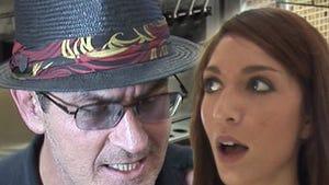 Charlie Sheen -- Farrah Abraham Is a 'Desperate Guzzler of Douche Agua'