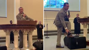 Pastor Tony Spell Is Going to Get Away with Grossly Irresponsible Service
