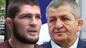 Khabib Nurmagomedov's Dad Reportedly Wakes from Coma After Heart Surgery