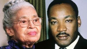 Rosa Parks' Letter Remembering Martin Luther King Jr. Up for Sale