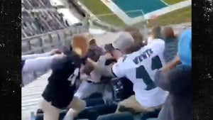Eagles Fans Get In Violent Fistfight In Stands Despite Social Distancing
