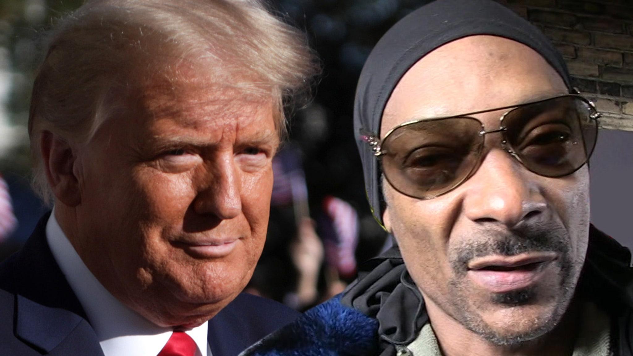 Снуп Догг, как сообщается, лоббирует Трампа, чтобы освободить соучредителя Death Row Records