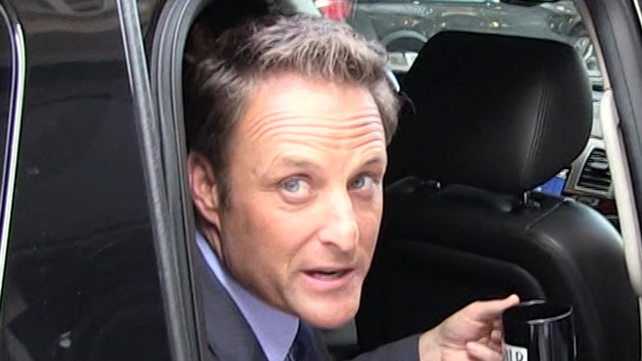 Chris Harrison Quitting 'Bachelor' Duties for Good Following Racism Controversy thumbnail