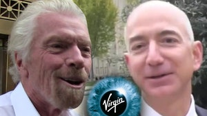 Virgin Galactic Will Fly to Space with Richard Branson Before Jeff Bezos