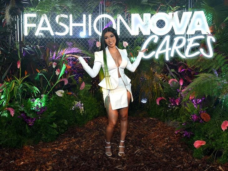 Cardi B, Fashion Nova Giving Away $1,000 Per Hour to Families in Need