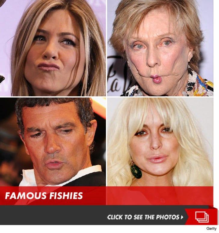 Famous Pouty Faces -- What the Duck?!