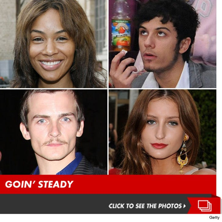 Dating with the Stars -- Guess Their Celebrity Lovers!