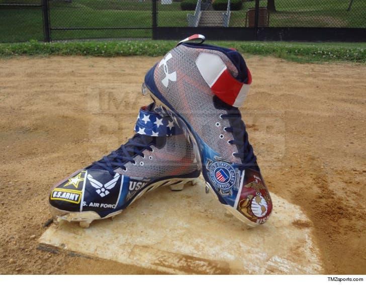 MLB's Bryce Harper -- Sick July 4th