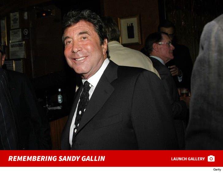 Sandy Gallin Photos