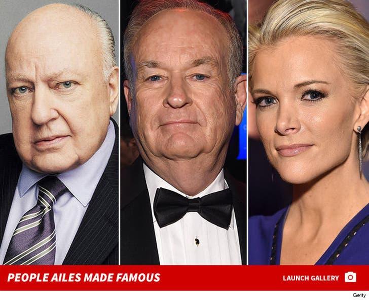 Fox New Personalities