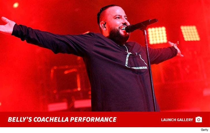Belly's Coachella Performance Photos