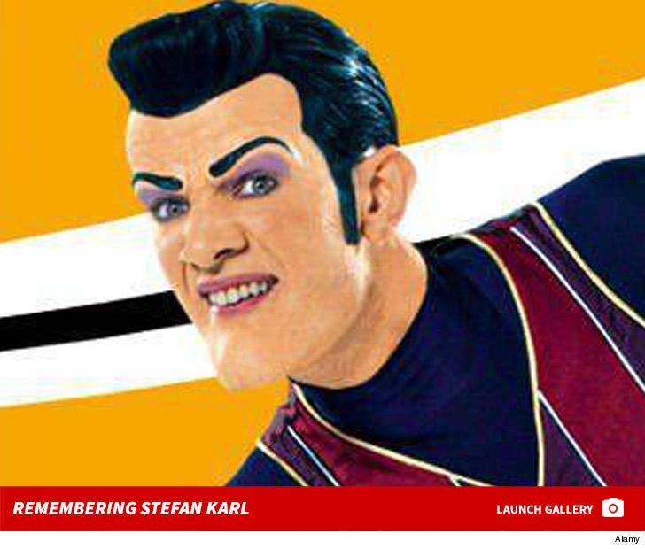 Remembering Stefan Karl