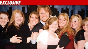 'Sister Wives' Bigamy Case -- The Stats Don't Lie