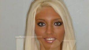 'Wife Swap' Star -- HOTTEST Alleged Prostitute Mug Shot Ever?