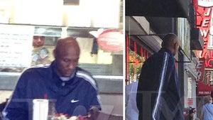 Lamar Odom -- Eating Healthy